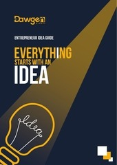 dawgen insight everything starts with an idea