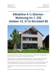 dokumentation mfh halden 13   kirchdorf   1 og   2020