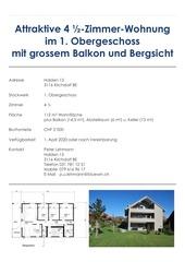 plakat mfh halden 13 kirchdorf   1 og   2020