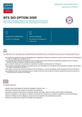 bts sio option sisr