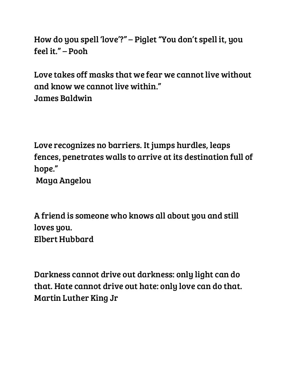 Document preview Love Quotes.pdf - page 3/4
