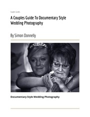 a couples guide to documentary style wedding photography