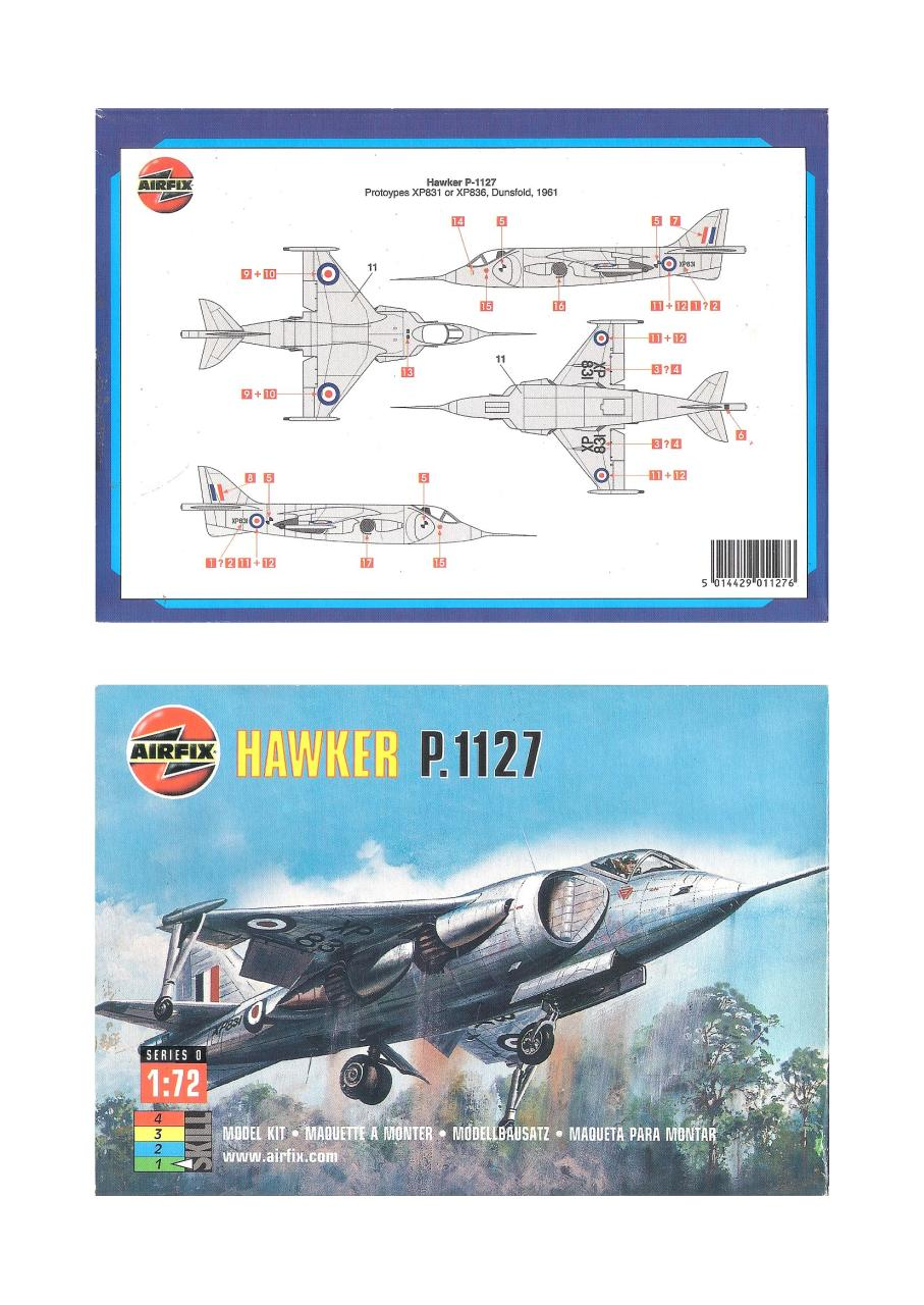 Airfix 72 Hawker P.1127 (00033).pdf - page 3/3