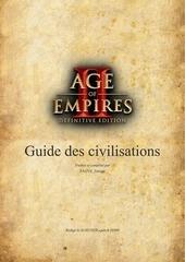 aoe2 de   guide des civilisations par fauve mai 2020