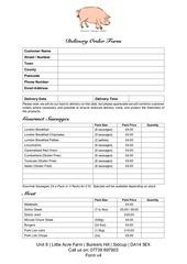 gsm delivery order form v4
