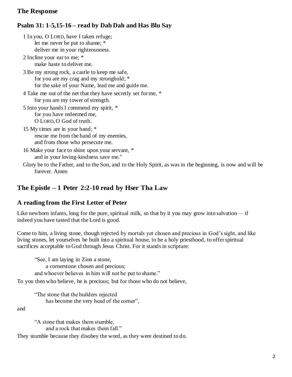 May 10^J 2020 Sunday Liturgy.pdf - page 2/8