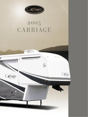 2005 carriage carriage brochure