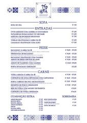 mesa da s   menu