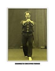 martial arts grandmaster christopher fournier