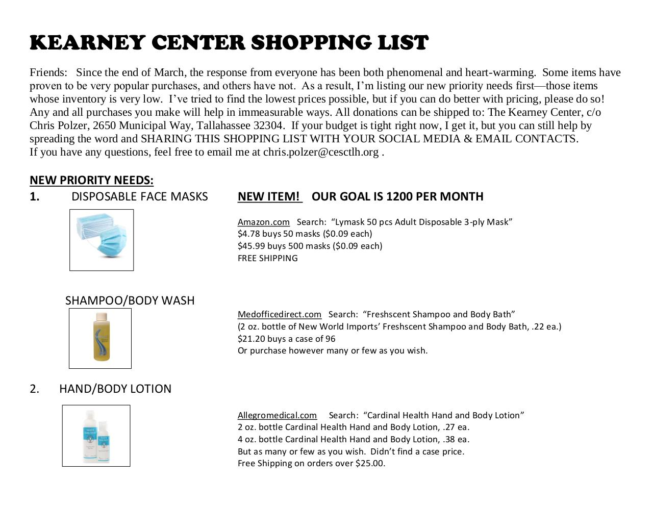 UPDATED SHOPPING LIST 4.pdf - page 1/6