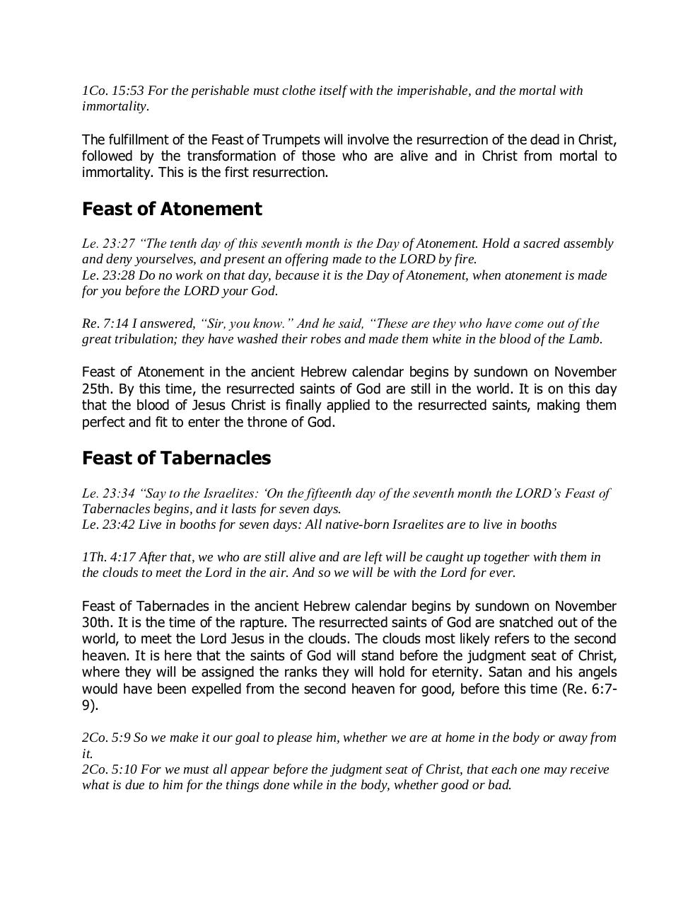 The three remaining Feasts of the LORD will be fulfilled in 2020.pdf - page 2/3