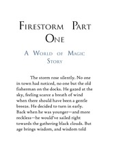 firestorm part one ep 1