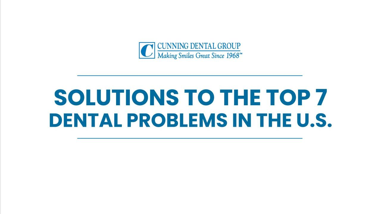 Solutions To The Top 7 Dental Problems in the U.S..pdf - page 1/15
