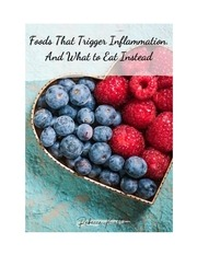 foods that trigger inflamation and what to eat instead