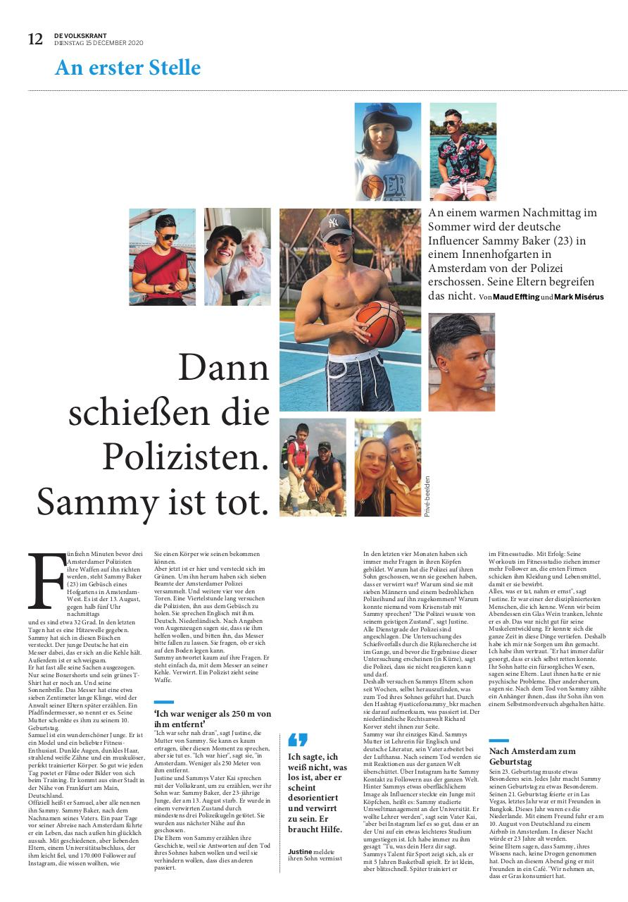 Document preview Volkskrant_de.pdf - page 1/3