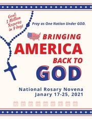 bringing america back to god national rosary novena
