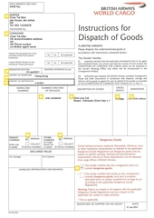 british airways   iag cargo   instructions for dispatch of goods 1
