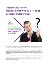 outsourcing payroll management why you need to consider outsourc